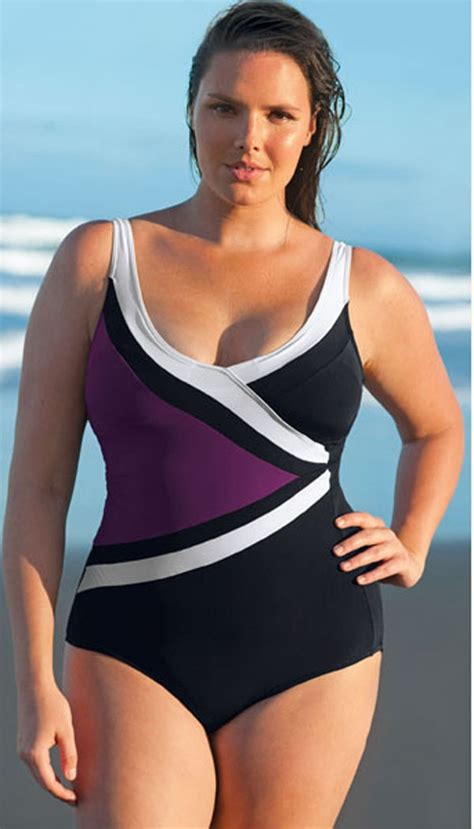plus size swimsuits for women over 50 two piece bathing suits short haircuts for women over 50