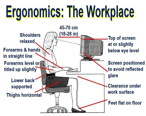 workplace layout definition what is ergonomics definition and meaning market