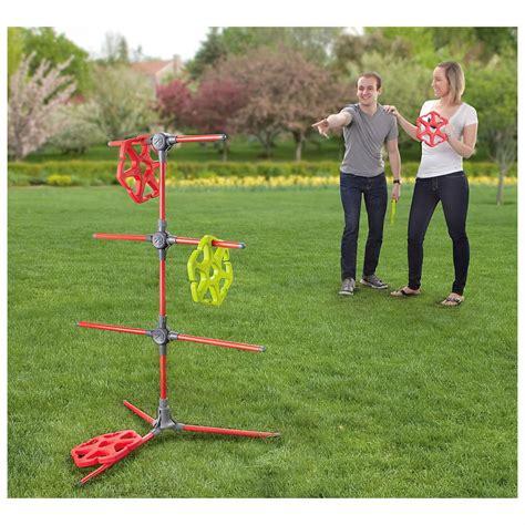 backyard frisbee games target yard games girls white sandals