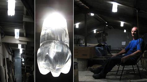 Solar Water Bottle Light Low Tech High Reward Solar Lighting How Many Watts In A