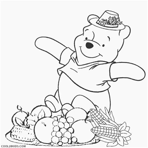 thanksgiving coloring pages printable printable thanksgiving coloring pages for cool2bkids