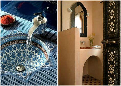arredamento stile marocco foto bagno stile marocchino de valeria treste 321747