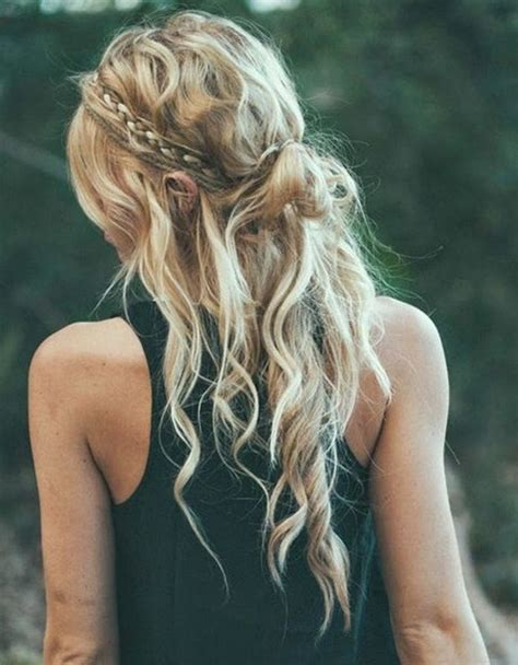 boho  hippie hairstyles  chill vibes  year long
