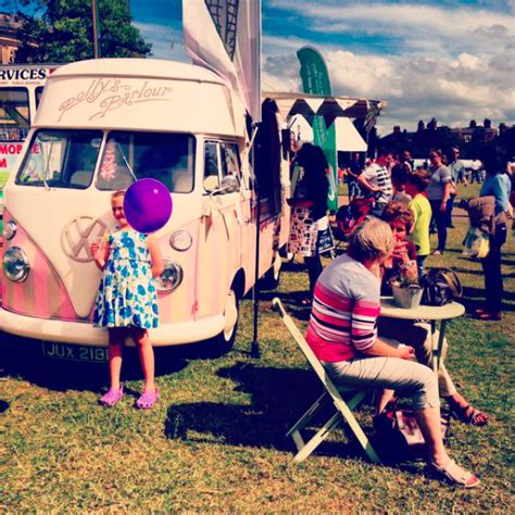 pollys parlour vintage vw splitscreen ice cream van hire pollys parlour vintage ice cream van hire weddings