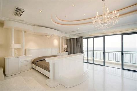 luxury white bedroom luxury penthouse white bedroom with marble