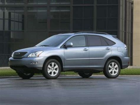 lexus models 2007 2007 lexus rx 350 models trims information and details