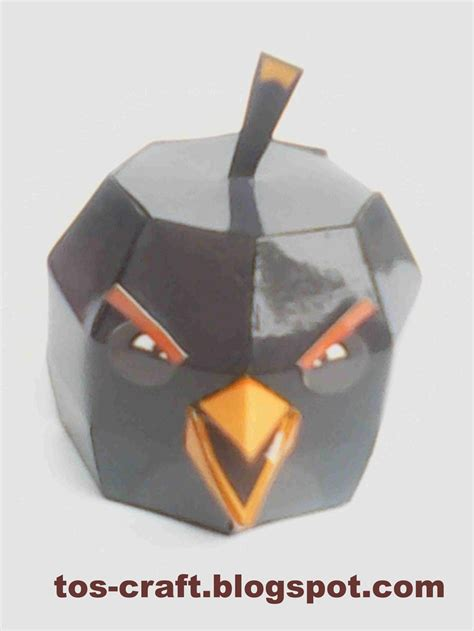 Angry Birds Paper Crafts Gadgetsin by 39 Best Images About Angry Birds Papercraft On