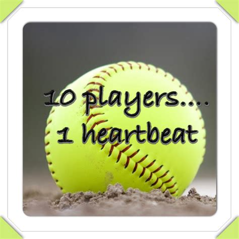 softball pitcher 8x10 sport poster print inspirational softball
