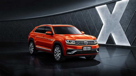 volkswagen new suv 2020 vw s 2 row atlas suv shown in china as teramont x