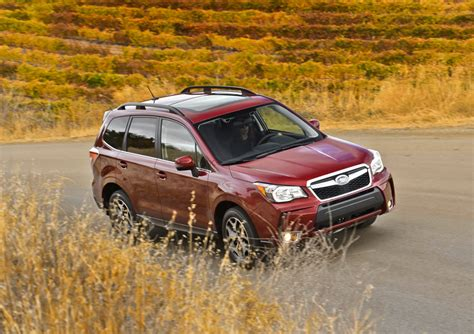 subaru 2 5 xt problems 2014 subaru forester 2 5 xt premium driving report car