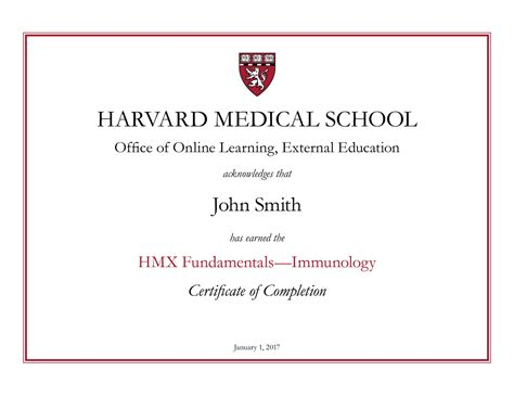 sample certificate for ojt best sample course pletion certificate