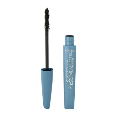 Loreal Lash Architect Mascara Expert Review by L Oreal Lash Architect Waterproof Mascara Black