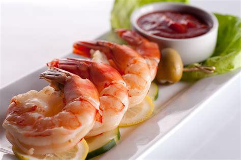 Summer Entertaining Menu Ideas - shrimp cocktail recipe dishmaps