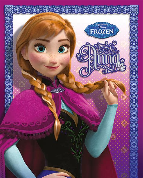 frozen french poster elsa and anna photo 35932156 fanpop frozen posters pyramid international