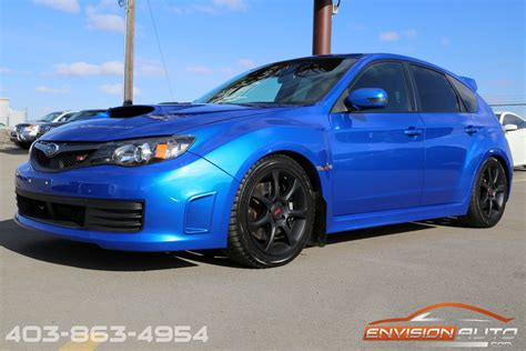 custom blue subaru 2010 subaru impreza wrx sti custom built engine only