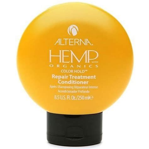 Alterna Professional Haircare Hemp Repair Conditioner by Alterna Hemp Repair Treatment Conditioner 8 5oz