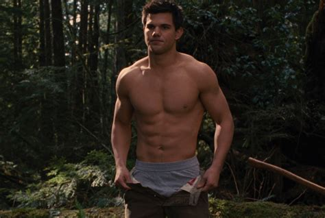 20 Guys Of The Twilight Series by The 20 Best Shirtless Of All Time