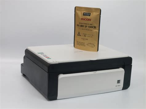 Printer Ricoh Sp 100 171 ricoh aficio sp 100 187