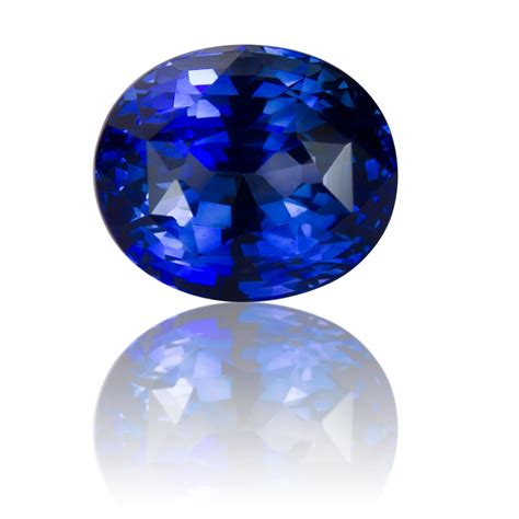Blue Saphire Ceylon ceylon royal blue sapphire 3 59ct king gems