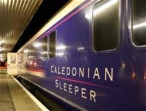 Edinburgh To Sleeper Times by Edinburgh Sleeper To