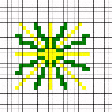 youtube saturns pattern sailor saturn broach color difference perler bead pattern
