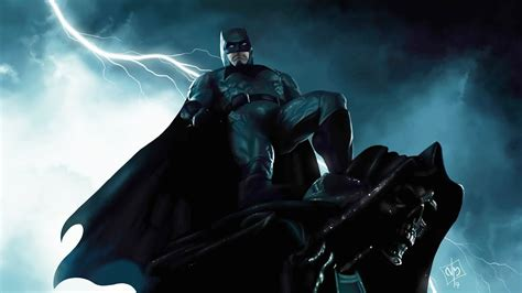 Justice League Batman Telor drawing batman justice league 2017 digital painting photoshop time lapse tutorial