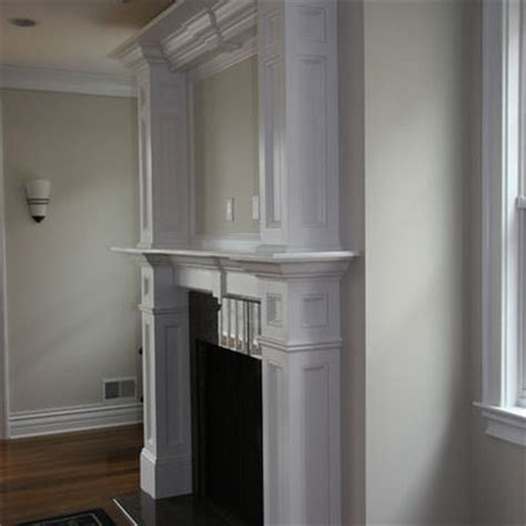 12 best images about fireplace moulding on