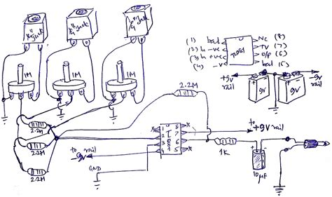 audio schematic to wiring diagram check for 3 mic mixer
