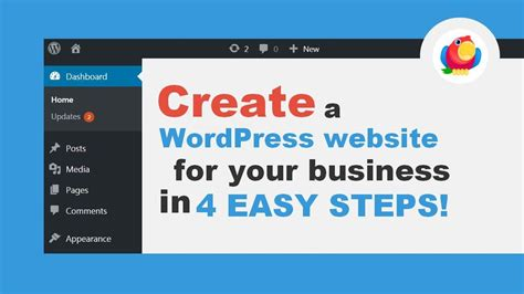 tutorial create website using wordpress create a wordpress about section with two free resources