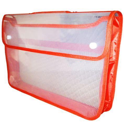 Club Zipper File Folder A4 Map Tempat Menyimpan Dokumen harga zipper bag warna merah