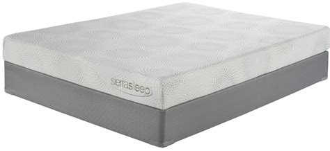 King Gel Memory Foam Mattress by 7 Inch Gel Memory Foam White Cal King Mattress From
