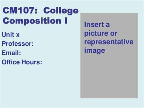professor office hours template seminar ppt template