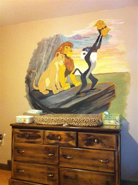 lion king bedroom 1000 images about nursery on pinterest jungle theme