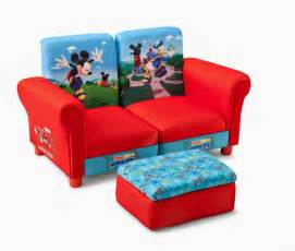 Mickey Toddler Bed 3 Pieces Delta Mickey Mouse Upholstered Sectional Set
