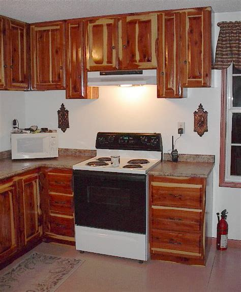 cedar kitchen cabinets customer project photos
