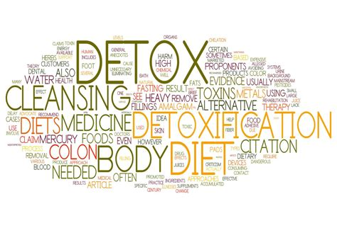 History Of Detox by The One Thing You Need To Before You Detox Science
