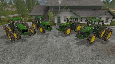 Dietz Ls by Deere 8520 8530 Usa Pack V1 0 Farming Simulator