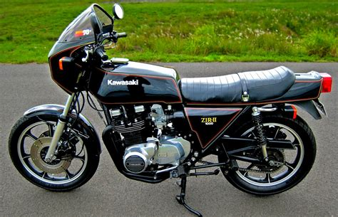 Kawasaki Z1r by 1980 Kawasaki Z1r Mkii 1000 Show Shine Shannons Club