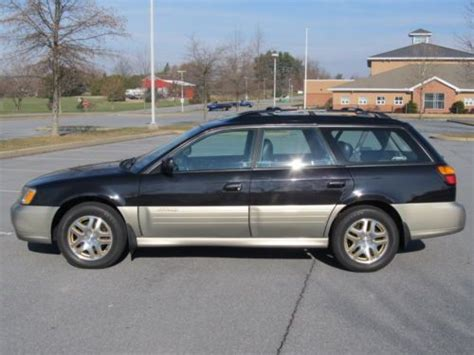2001 subaru outback manuals buy used 2001 subaru outback limited wagon 4 door 2 5l 5 speed manual transmission in pottstown
