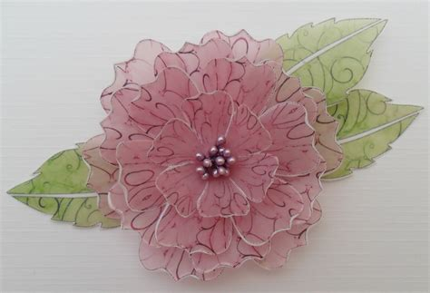 Paper Flower - carol s parchment place paper flower boutique by
