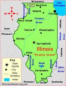 us map illinois cities illinois israel cooperation