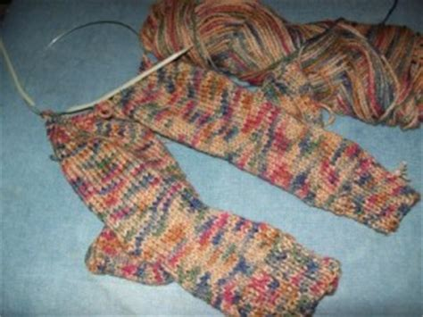 free two needle sock knitting patterns two needle socks the spinners husband