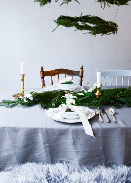 Weihnachtliche Tischdeko Ideen by Weihnachtliche Tischdeko 19 Ideen F 252 R Die Festtafel