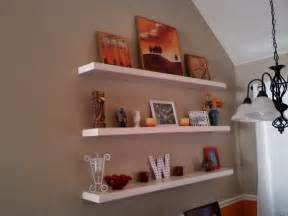 diy floating bookshelves workman witticisms diy floating shelves