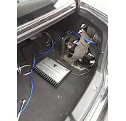 How To Aftermarket Subwoofer &amp Amp  Hyundai Forums