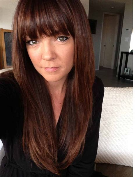 new fall haircuts and color trendy hair style obsessed with this new fall color