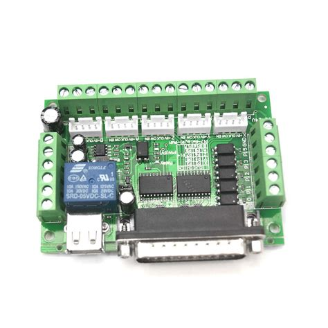 Out Board Cnc 5 Axis 5 axis cnc breakout board for stepper driver controller