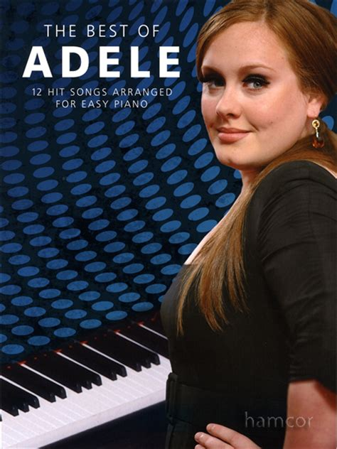 best of adele the best of adele for easy piano sheet book greatest