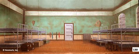 orphanage  beds