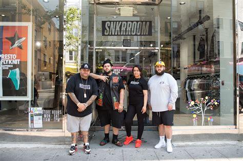 Sneaker Room In Jersey City by Sneaker Room Chicpeajc